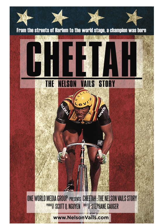 the cheetah, nelson vails