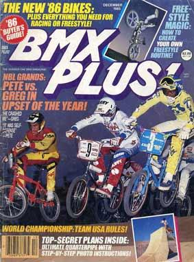 tommy Brackens BMX Plus 2