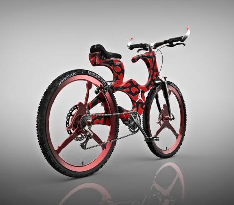 Jordan MTb Bike Bulls
