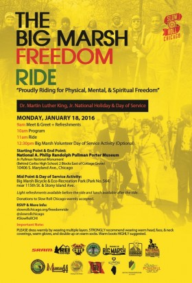 big marsh freedom ride