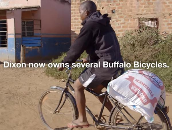 Dixon Shamba, World Bicycle Relief