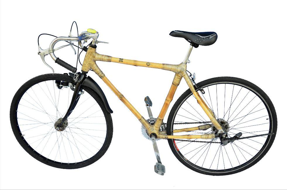 Ghana bamboo bikes