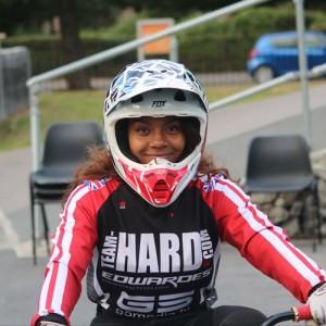Kat Davidson, BMX 1