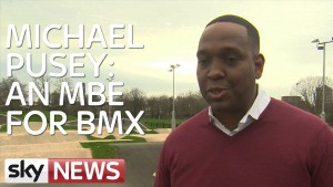 Michael Pusey, CK Flash, MBE
