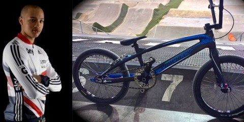 Tre Whyte bike Check