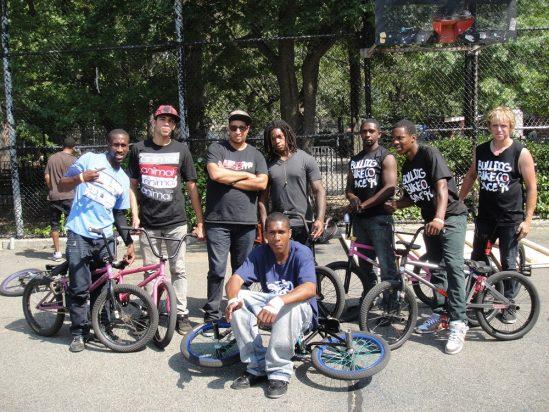 bulldog bikes team 2010