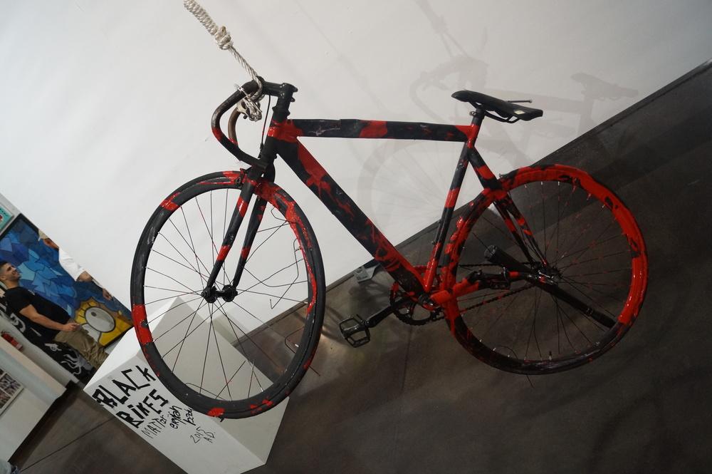 Black Bike, Erykah badu