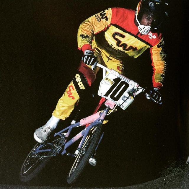 Shawn Texas, BMX, CW
