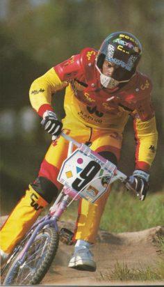 Shawn Texas CW BMX 1986