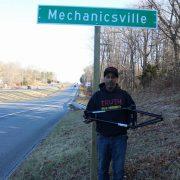 Truth BMX Mechanicsville frame, eric spears