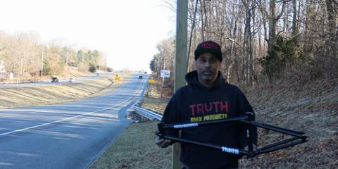 Truth BMX Mechanicsville frame, eric spears