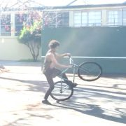 andy sparks fixie footplant spin