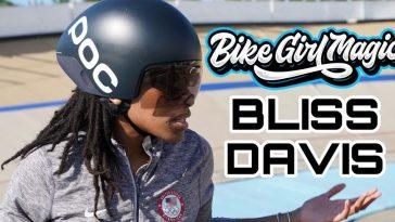 bliss davis cyclist