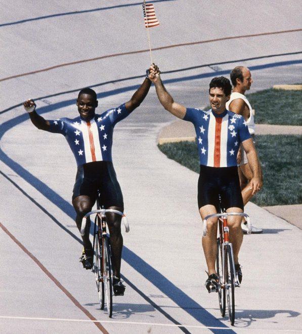 nelson vails 1984 olympics