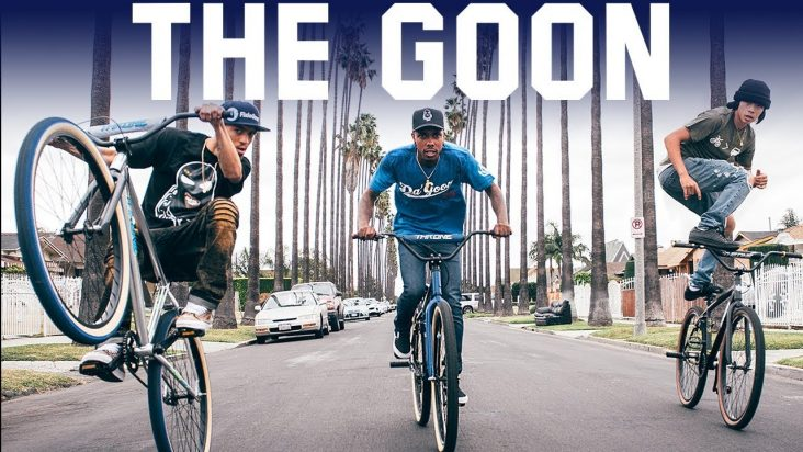 the goon throne cycles bmx