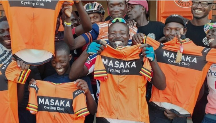 masaka cycling club uganda
