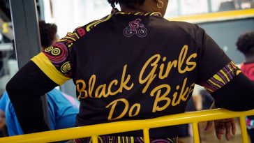 black girls do bike trek