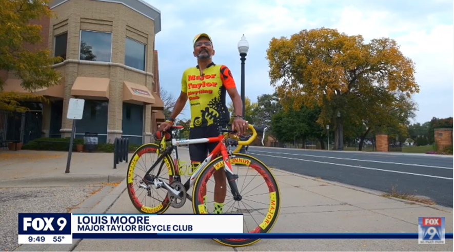 louis moore major taylor bicycle club