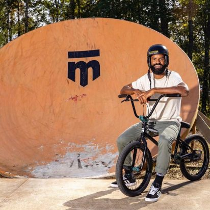 mykel larrin signs to team mongoose