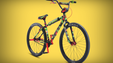 dblock big ripper 2021 front bmx bikes