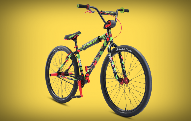 dblock big ripper 2021 front bmx bikes