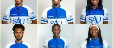 St. Augustine's University cycling team