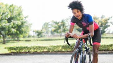 Eyerusalem Dino Kelil cyclist