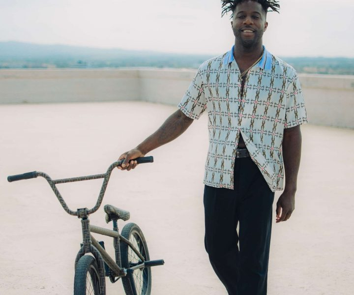 Nigel Sylvester f is for fendi