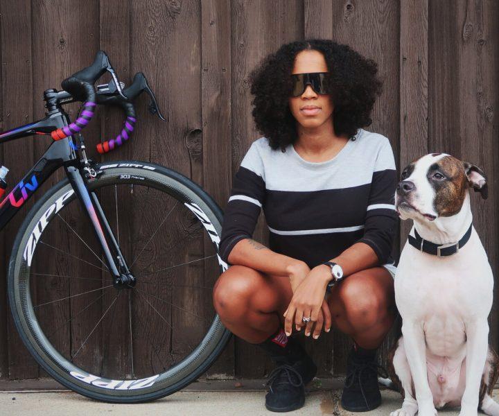 ayesha mcgowan pro cyclist