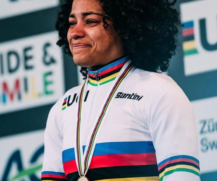 ceylin del carmen alvarado 2020 CX World Champ