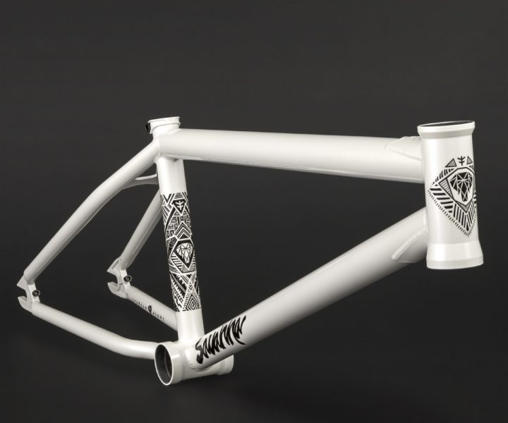 corage adams 2020 savanna bmx frame